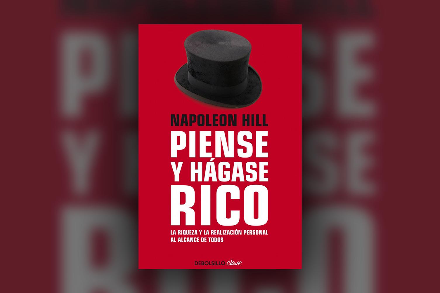 Napoleón Hill escribió el libro piense y hágase rico, en el dice: – SALUD Y  CASA